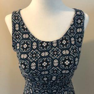 Cynthia Rowley Dresses - Cynthia Rowley Blue Dress XS